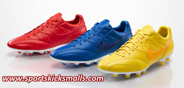 sale retailer 6c464 95e5e However, whereas the first generation of the Nike Premier football boot  featured no tongue, the next-gen Nike Premier 2 soccer boot comes with a  classic ...