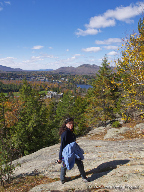 Cobble Hill Trail - Lake Placid, por El Guisante Verde Project
