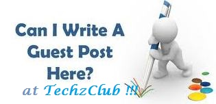 Guest Post | Write for Us !