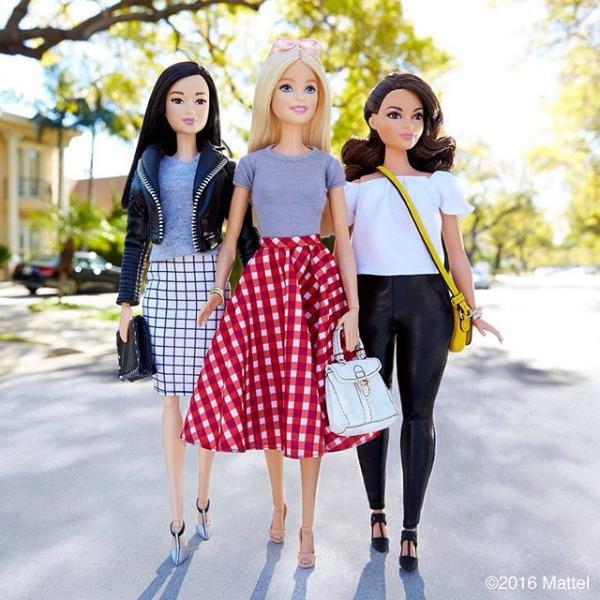 Dicas de estilo da Barbie – aprendendo estilo com a boneca
