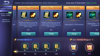 How to get tickets quickly in Mobile Legends