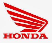 Logo Honda yang ada di CB150R Streetfire
