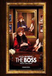 The Boss (2016) บอสซี่ บอสซ่าส์ [Soundtrack บรรยายไทย]