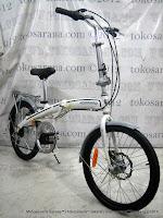 Sepeda Lipat Forward HighWind 20 Inci