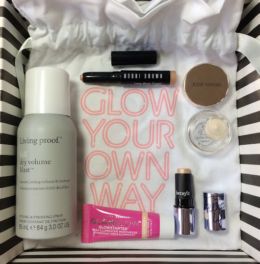 Play! by Sephora Subscription Box Review - March 2017