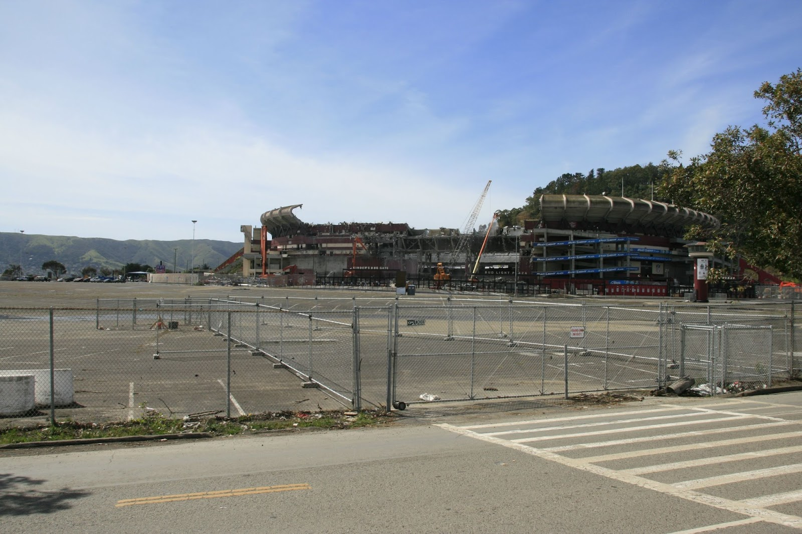 candlestick park demolition - Images for candlestick park demolition