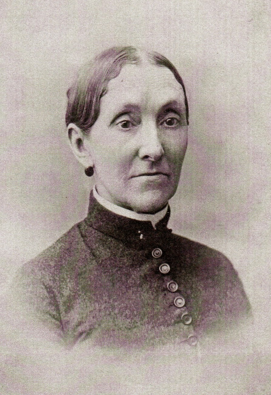 Mary (Peck) Wilson, 1838-1915