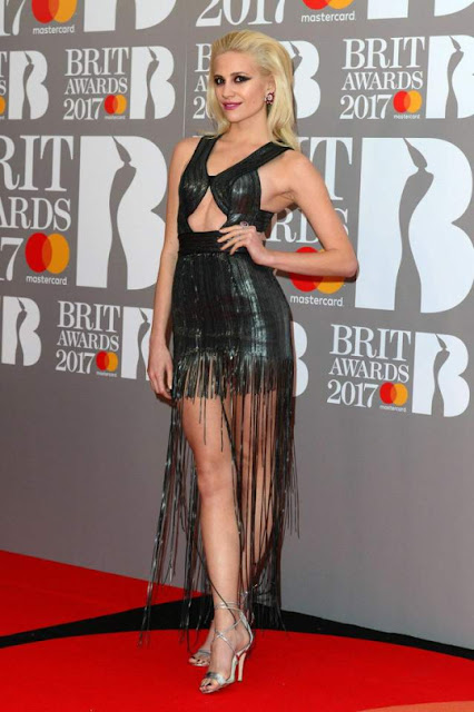 Pixie Lott - BRIT Awards 2017