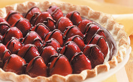 Strawberry Lover's Pie