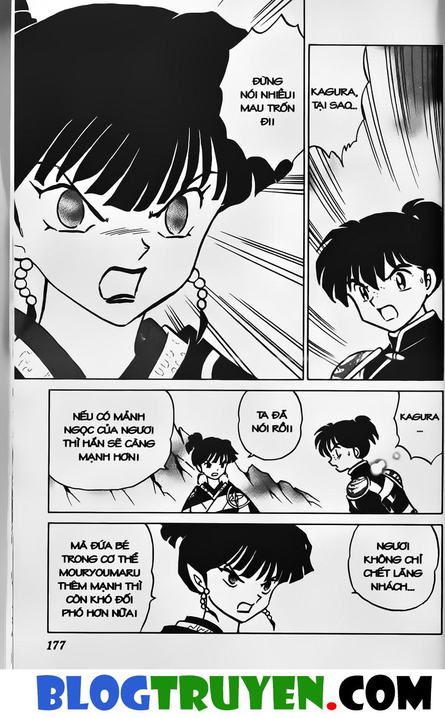 Inuyasha vol 37.10 trang 10