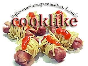 Cooklike Resep Membuat Sosis Gulung Mie Saus Sambal Cabe