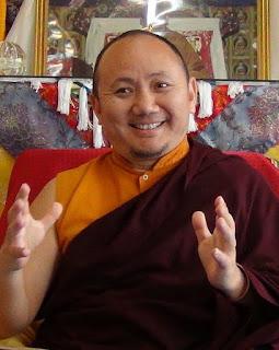 Tenzin Kunzang Jigmé Rinpoché