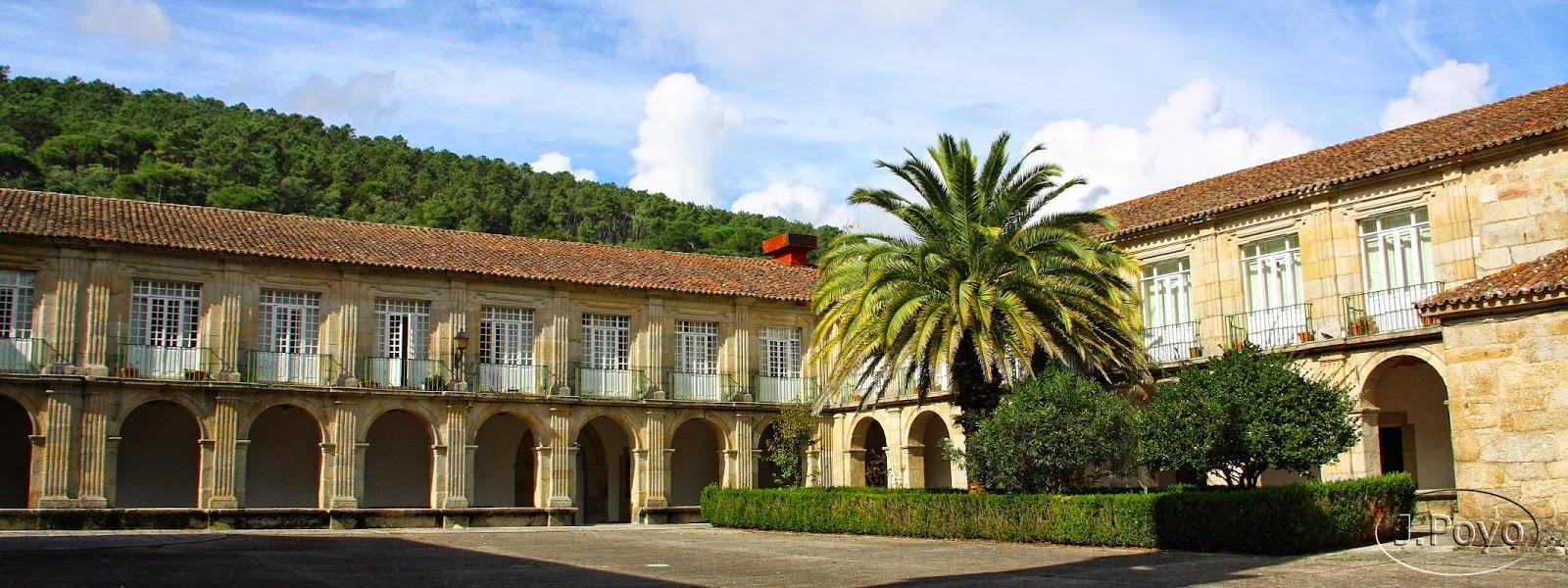 Ribadavia, Iglesia y el convento de Santo Domingo