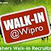 Wipro Recruitment 2017 Job Openings For Freshers.