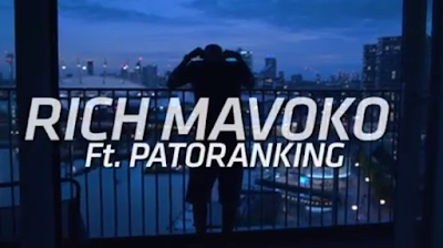 Rich Mavoko ft Patoranking - Rudi video