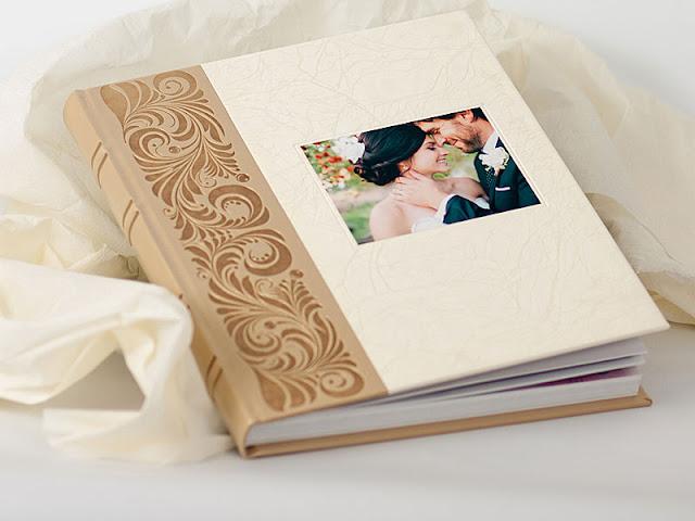 Свадебная фотокнига и её особенности