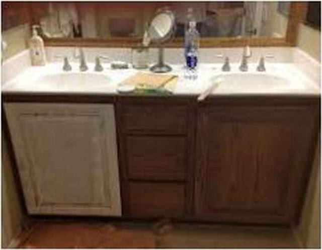 Wood Bathroom Vanities Miami BV B6Z