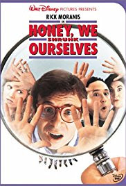 Honey, We Shrunk Ourselves! Poster
