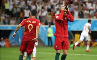FIFA World Cup 2018: Ronaldo and Co Survive Iran Scare, Face Uruguay in Last 16