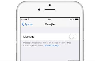 FaceTime iMessage Etkinleştirme Bekleniyor Hatası ve Çözümü