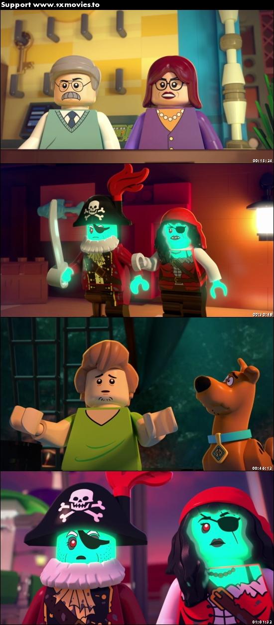 Lego Scooby Doo Blowout Beach Bash 2017 English 720p BRRip 700MB