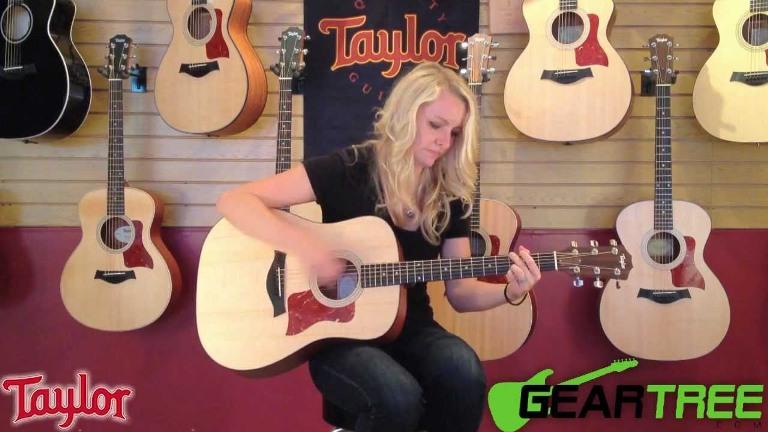 guitar taylor
