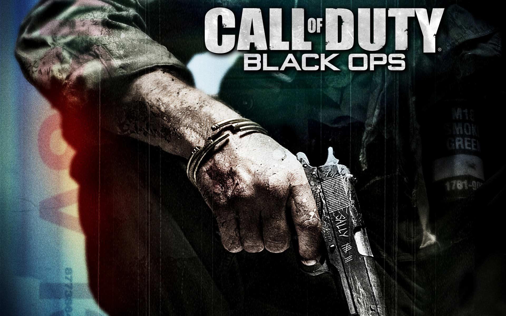 Call Of Duty Papel De Parede