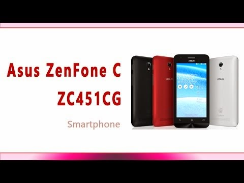 ASUS Zenfone C ZC451CG Smart Phone Mobile