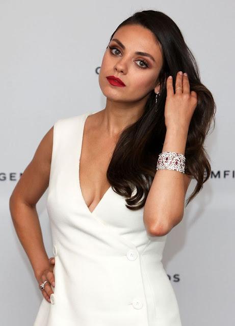Mila Kunis lista de judios de hollywood