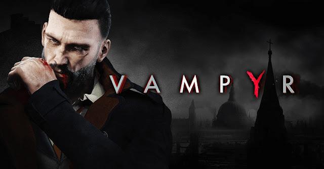 لنشاهد بالفيديو عرض القصة الرسمي للعبة Vampyr و المزيد من التفاصيل المميزة …
