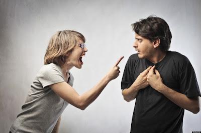 Alasan cewek sering marah-marah ke cowoknya
