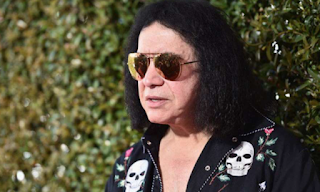 Kiss' Gene Simmons Sued for Sexual Battery by Unidentified Radio Personality