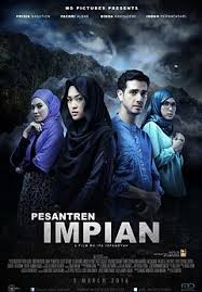 Download Film Pesantren Impian (2016) Full Movie