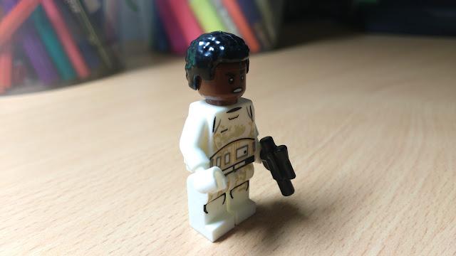 Финн фигурка лего Звездные войны купить