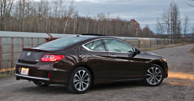 Honda accord coupe;