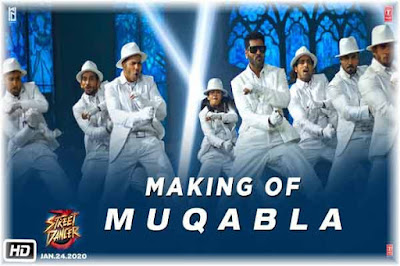 Muqabla Lyrics | Street Dancer 3D