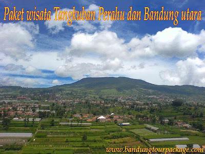 Paket Wisata Tangkuban Perahu dan Bandung Utara
