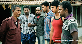 Indrans in Pottas Bomb movie