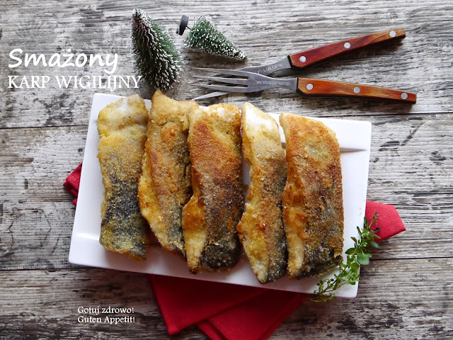 Smażony karp wigilijny i jak błyskawicznie usunąć śluz z ryby - Czytaj więcej »