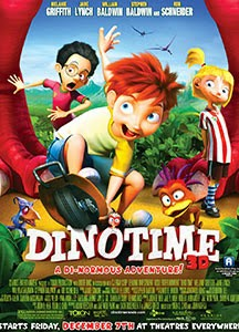 Dino Time (2012) - Fantasy Film For Children- Kids Movies