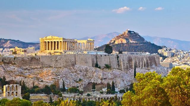 Aluguel de carro em Atenas na Grécia
