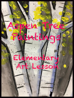 http://www.14erart.com/2017/10/aspen-trees-mixed-media-art-project.html