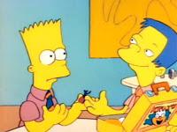 Bart es un genio