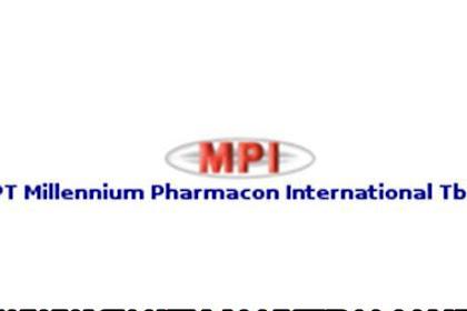 Lowongan PT. Millennium Pharmacon International Tbk Pekanbaru Juni 2018