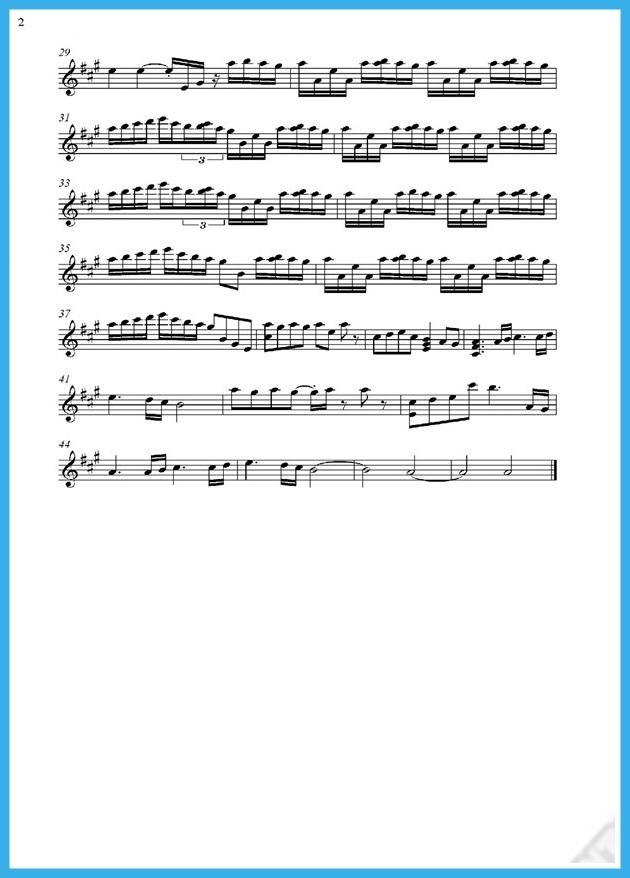 Violin free violin sheet music pop : Music score of