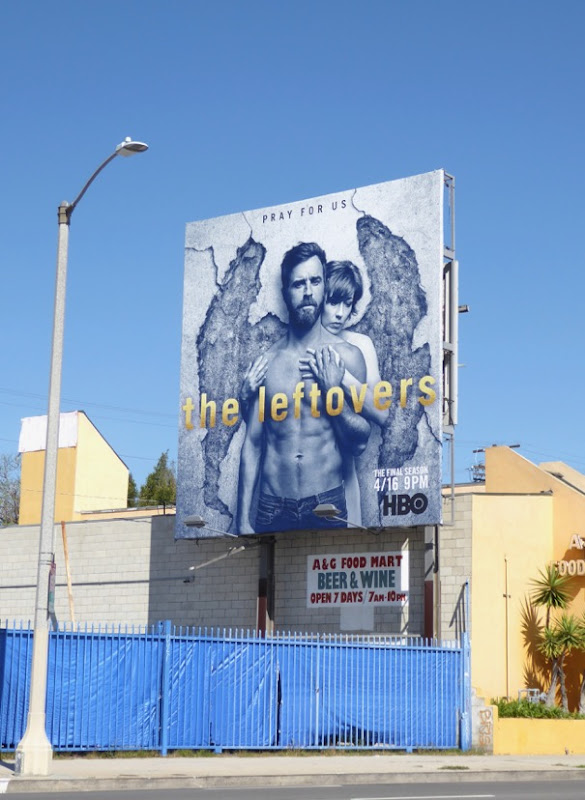 Leftovers final season 3 billboard