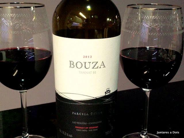 Foto do vinho Bouza Tannat