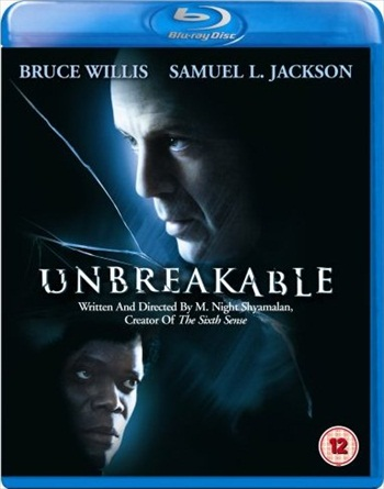 Unbreakable 2000 Dual Audio Hindi 720p BluRay 650mb