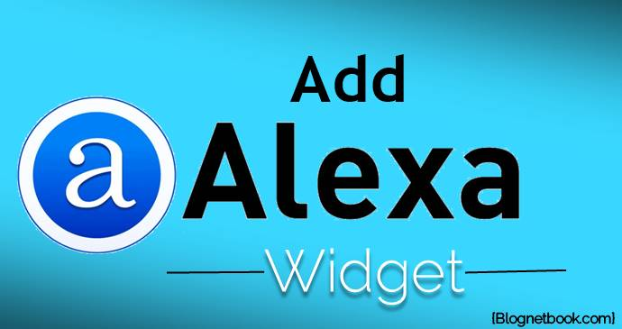 Alexa Rank widget website me kaise add kare