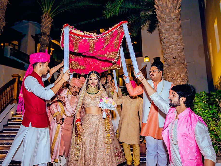 Karan wahi s little sister tied knot in a destination wedding